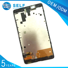 Fast Delivery Black LCD Display Touch Screen Glass Digitizer For Nokia XL