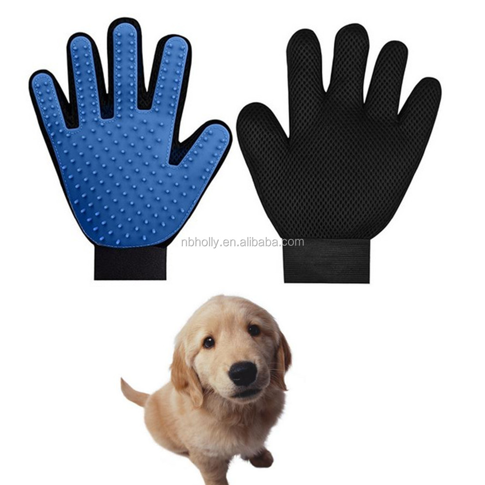 As seen on TV most popular cheap price ture touch pet gloves