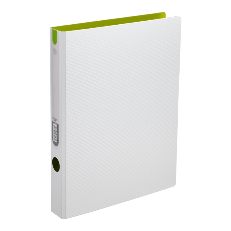 Office preferred PP Material A4 Size 2d ring binder
