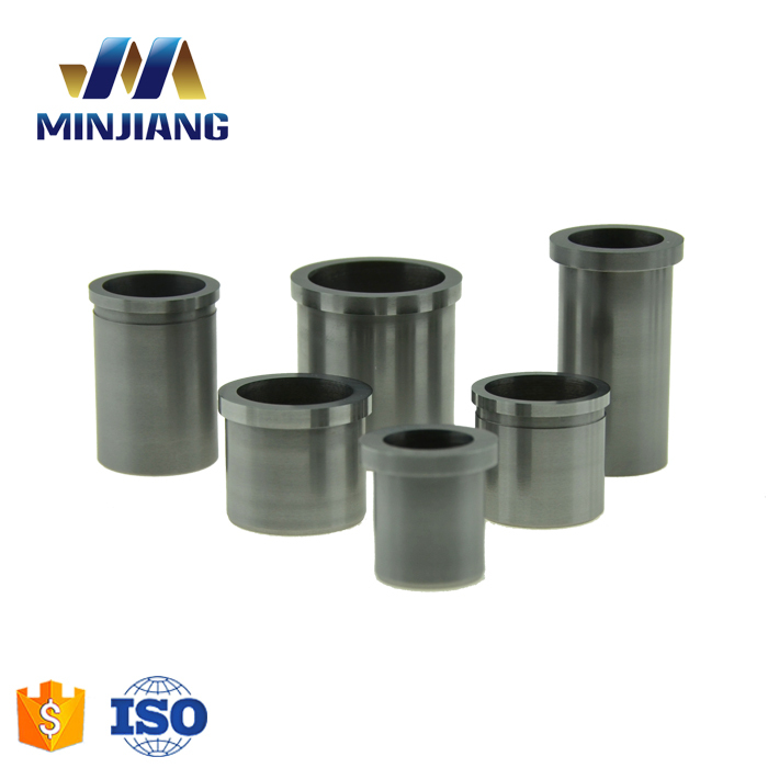 Tungsten cemented carbide shaft sleeve