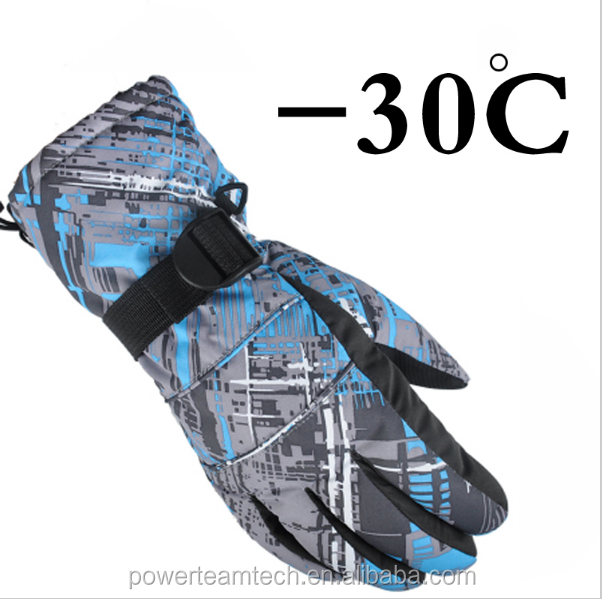 new winter windproof outdoor Sport Ski Gloves kids Breathable Camouflage Snowboard Gloves winter warm thermal snow gloves