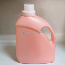 2500ml PE laundry detergent bottle