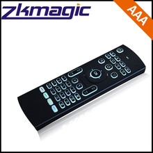 Popular Remote control 2.4G Wireless Keyboard for PC Pad TV Box