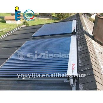 EN12975 SRCC CE solar collector product