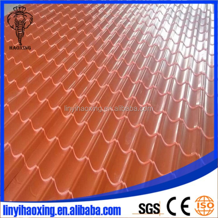 Coloured Glaze Material and Plain Roof Tiles Type coloured asphalt roofing shingles