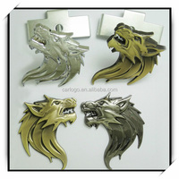 metal car logos, car emblems, car badges for car accessary