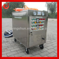2013 commercial mobile pressure vessel cleaning machine