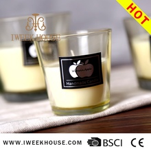 Alibaba Trade Assurance TOP Quality Aroma Glass Jar Candle Suppliers