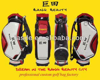 Custom Golf Cart Bag