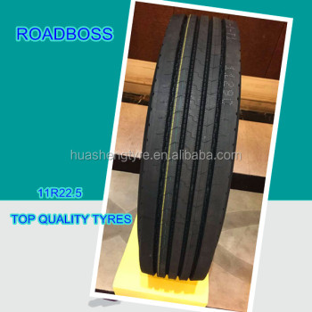 11R22.5 ROADBOSS top quality all steel radial truck tyres