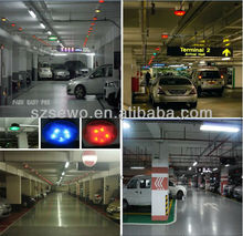 Vehicle Tracking System NO difficulies in parking and car finding for underground parking garage