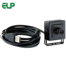 ELP OEM 720P HD Metal housing Mini Usb Webcam with 3.6mm lens for ATM machine