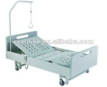 High Quality Fireproof Electric home care nursing home bed sold to France