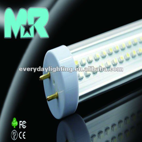 2ft 10w T8 smd 3528 led light tube with 2years' warranty