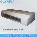 OlyAir Horizontal Expose Fan coil unit, hot water fan coil unit, chilled water fan coil unit