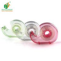 Transparent BOPP Adhesive Office Stationery Tape