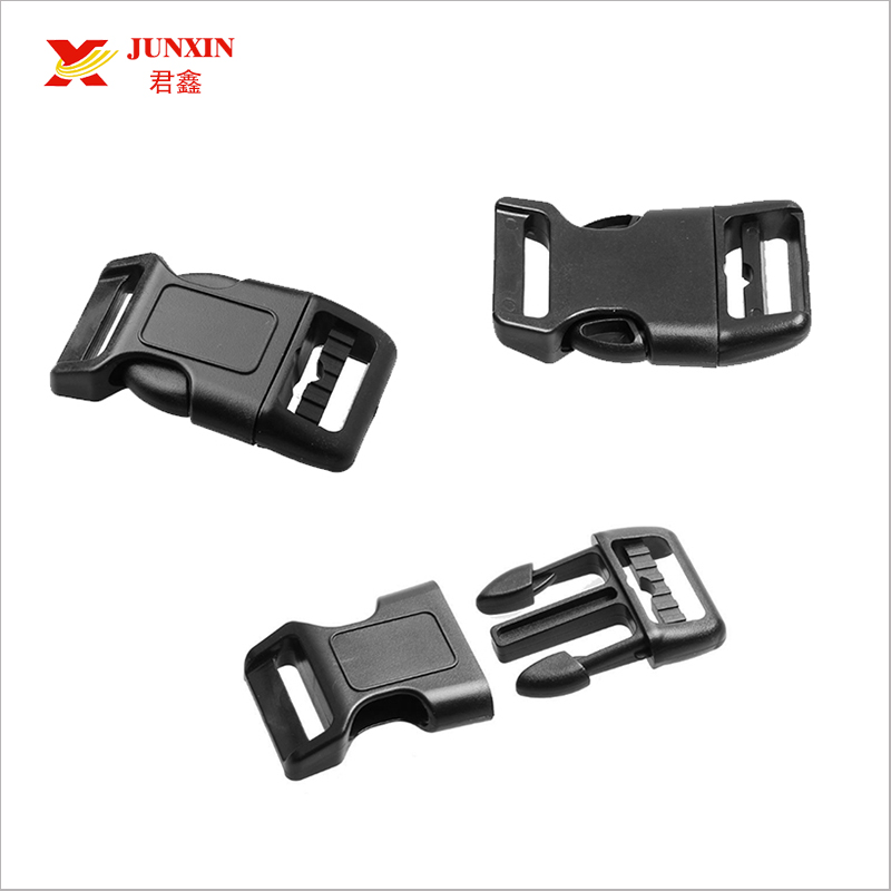 Wholesale Bag Accessories Plastic Belt Buckle, Adjustable Plastic Buckle with Customized Logo