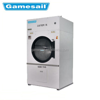 Various Professional 70kg Electric Commercial Laundry Tumble Dryer