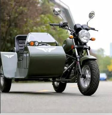 200cc super cool silver steel motorcycle