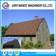 Wante galvalume steel roof tile in shingle type