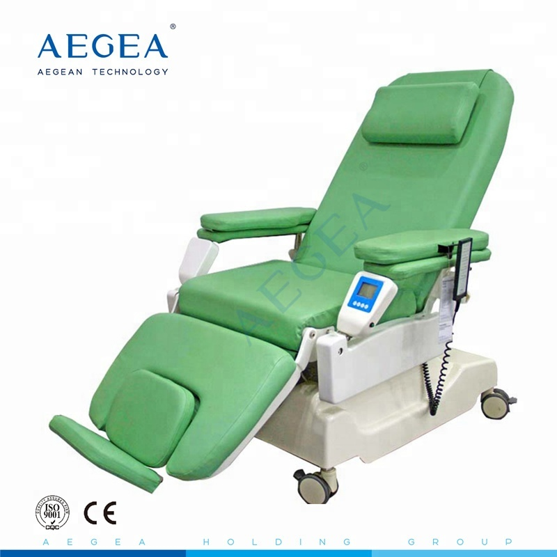 Advanced donation phlebotomy pressure equipment automatic dialysis electric blood chair