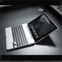 With Protective Shell and Sleep M3 Aluminum Wireless Bluetooth Keyboard for iPad 2 3 4 P-iPAD23HCKBSO007
