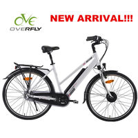 "NEW ARRIVAL!!! 2014 tube battery Nexu inner 7 speed 28"" luxury electric bicycle germany"