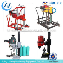 Hot Selling Asphalt And Concrete Pavement Drilling Core Machine