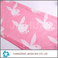 Alibaba china super soft fleece cartoon print fabric
