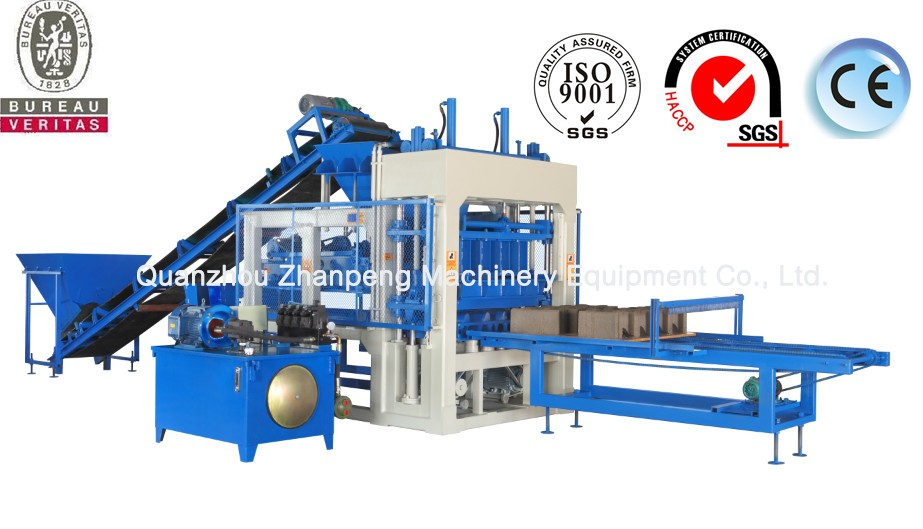 QT5-15Electric new technology block making machine price list road pavement in Aruba