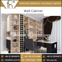 Exclusive Range of Fine Finish Smooth Surface Wall Cabinet Living Room Furniture