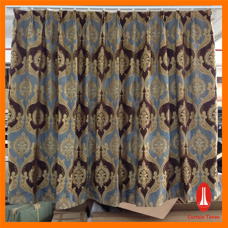 Curtain Times Stylish Luxury Drapes Curtain For Home Hotel