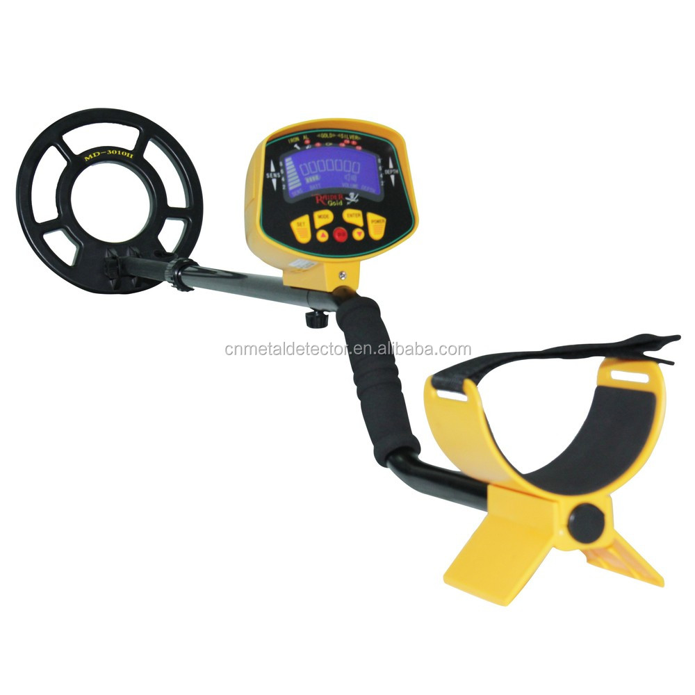 OEM factory good quality ground search gold metal detector sale(MD-3010II)