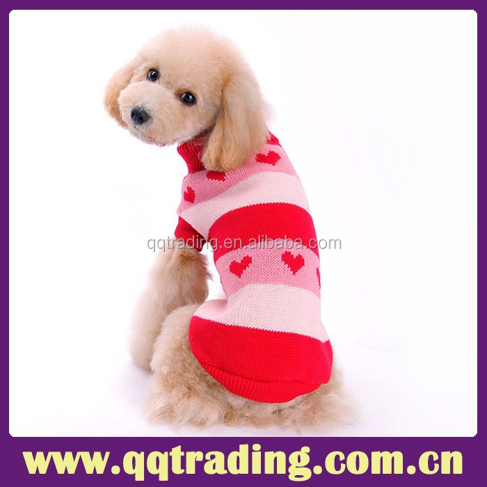 Lastest pet apparel&accessories high neck color big fashion pet dog apparel