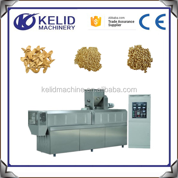 top quality professional supplier soy meat production line