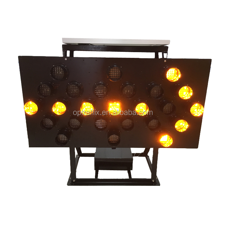 2016 <strong>001</strong> VMAB-15 New Truck Mounted Road Traffic Illuminating LED Directional Flashing Arrow Board