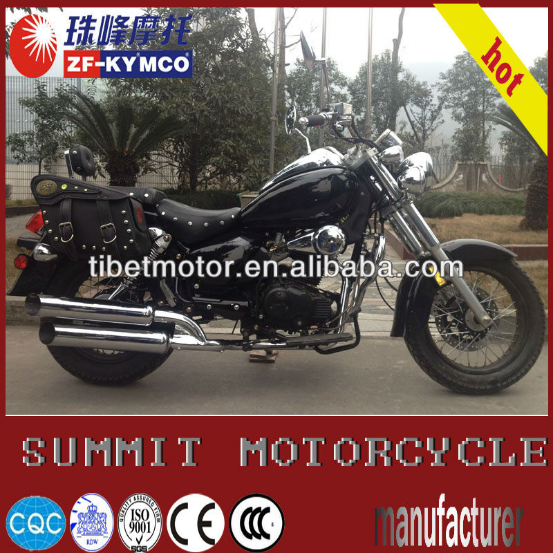 2013 cheap 250cc cruiser chopper motorcycle for sale ZF250-6A