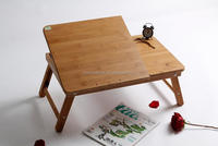 bamboo rolling coffee table