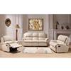 European Modern Fashion Leather Recliner Sofa Set For Home