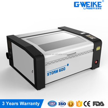 Low cost G.Weike storm 5030 mini laser cutter engraver equipment machine maquinas for small business