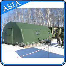 Inflatable Military Tent , Inflatable Emergency Shelters, Inflatable Field Hospital Shelter