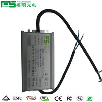 Street light waterproof led transformer 50W IP67 constant current led driver 50V1A