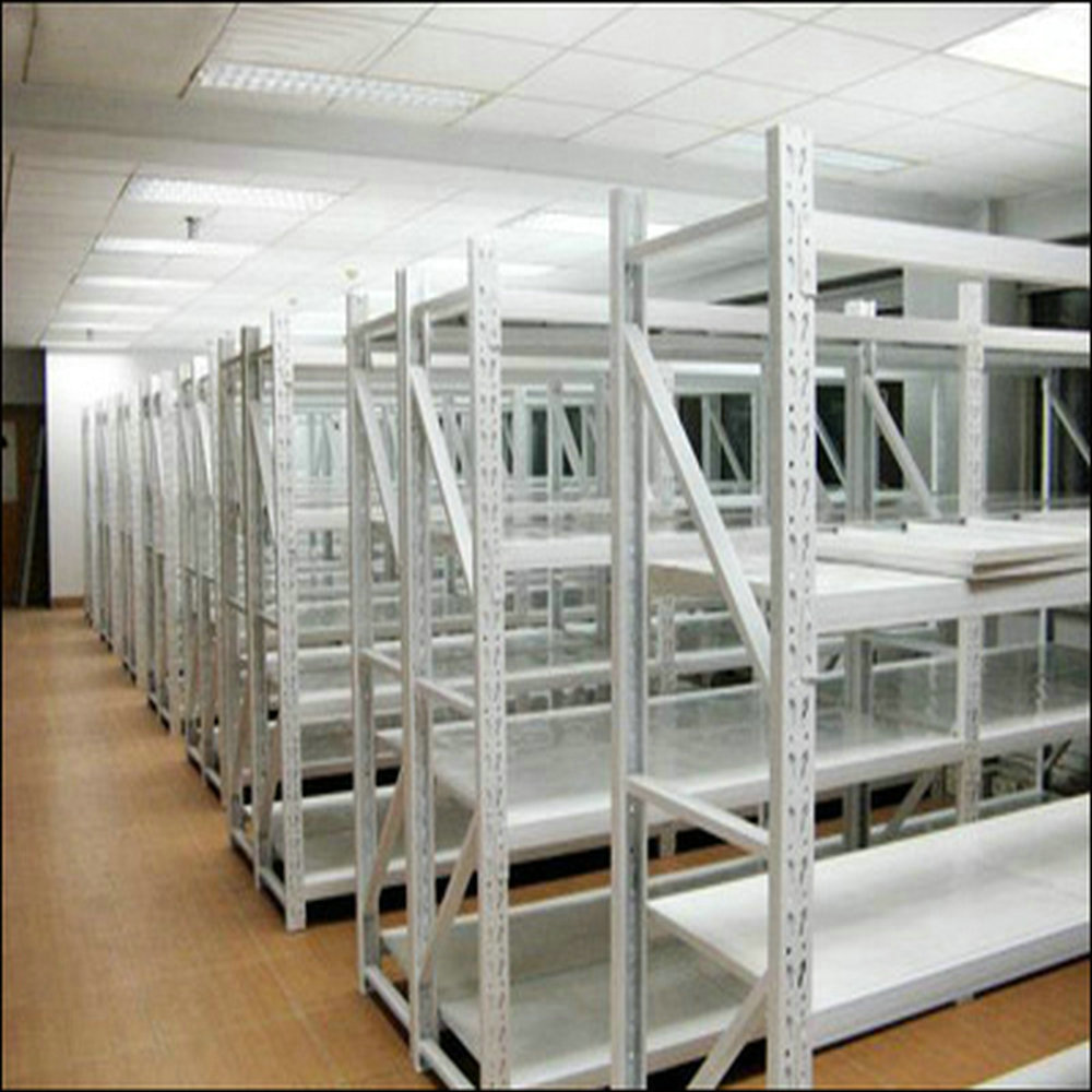 easy install Stacking racks metal storage shelving and units shelf rack boltless light duty rack