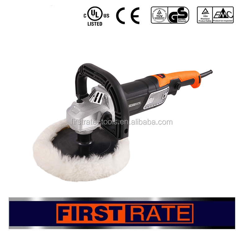NEW High Quality 1200w 180mm Electric Hand Car Polisher