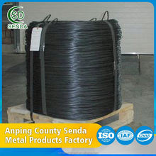 Factory Direct Sale Low Price Black Annealed Iron Wire Nail Wire