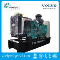 water cooled 330KW/412.5kva volvo 400kva electric motor generator