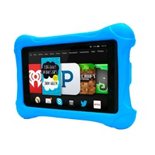 EVA Shock Resistant Protective Case Cover For Amazon Kindle Fire HD7 2014