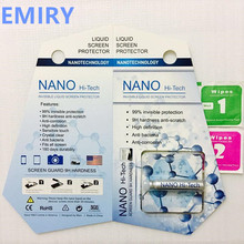 Factory Direct Sale Nano Liquid Screen Protector for Smart phones, Tablet Screen 1ML
