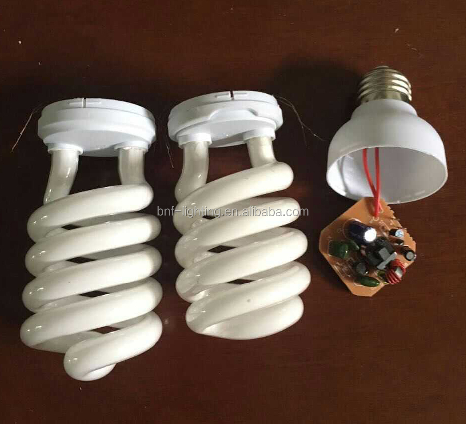 SKD cfl bulb and fluorescent tube lamp parts