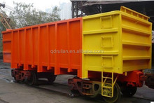 Hot sale Railway transportation wagon vehicle car, train wagon car, Vagones de tren